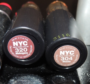 NYC Fall/Winter Lip
