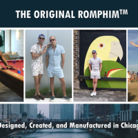 Men in Rompers? Let's talk...